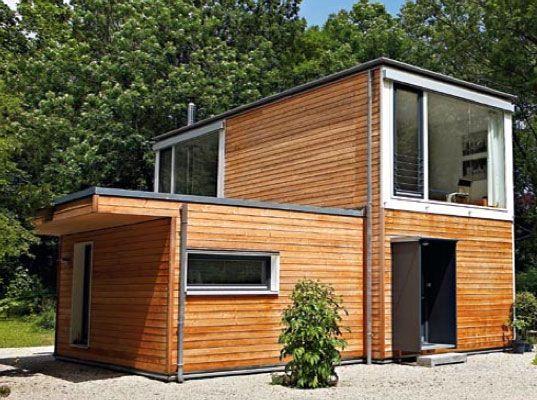 Construcciones prefabricadas Casas con contenedores precios
