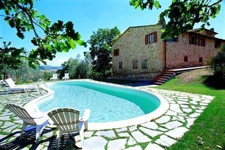 Orientacion de la piscina - Jardines con piscinas fotos ...