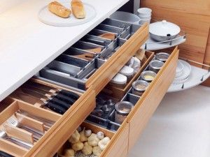 Accesorios para ordenar la cocina