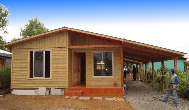 Aislamiento termico en casas prefabricadas de madera - Casas madera economicas ...
