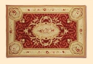Alfombras Aubusson