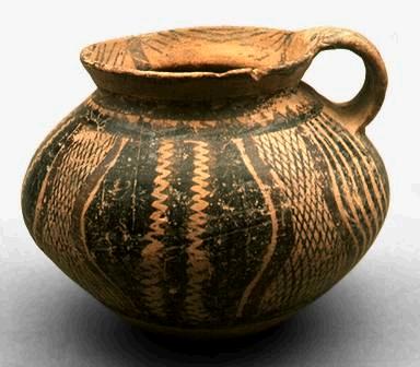 Ceramica cardial for Origen de la ceramica