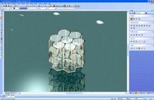Como alinear objetos con autocad