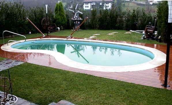 Consejos para construir una piscina for Como hacer una piscina