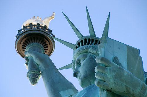 Estatua de Estados Unidos2