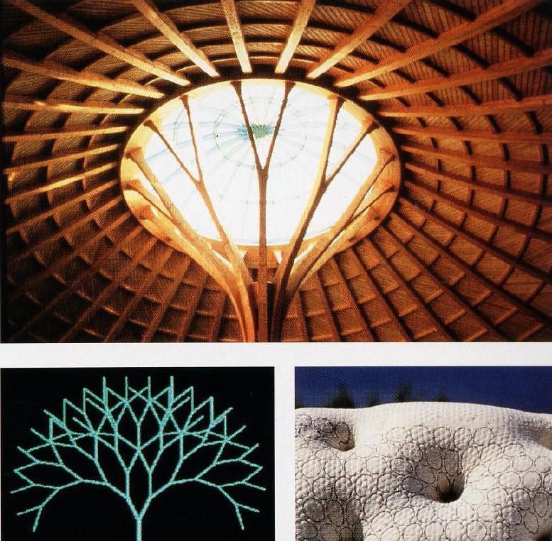 Estructuras en el dise o arquitectonico for Estructura arquitectura