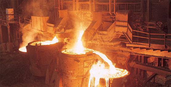 Fabricaci n del hierro - Hierro y aluminio ...