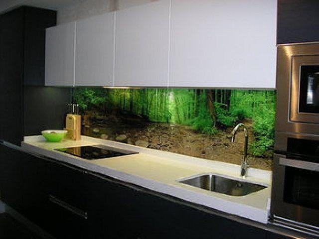 Frontal para cocinas - Panel decorativo cocina ...
