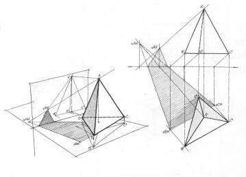 La Ciencia De La Geometria Descriptiva