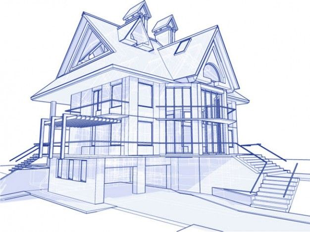 Material basico de la arquitectura - Que es un porche en arquitectura ...