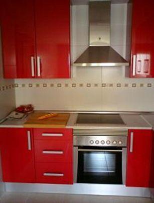Modelos de cocinas - Modelos de cocinas pequenas y sencillas ...