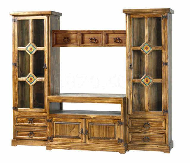Muebles de madera vieja for Construccion de muebles de madera