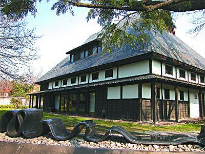 Origen de la casa japonesa for Casa moderna japonesa