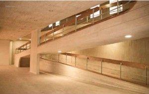 Rampas interiores en edificios