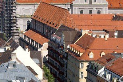 Techos de teja for Catedrales para techos de casas