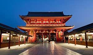 Templo de Sensoji - Tokio