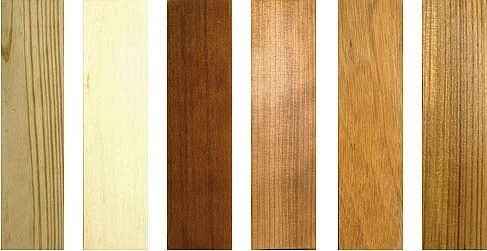 Tipos de maderas para el exterior - Maderas tropicales para exterior ...
