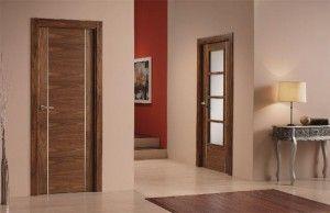 Tipos de puertas de interior