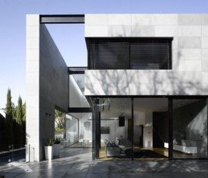 la arquitectura en israel