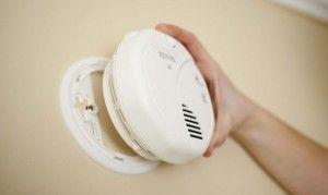 instalar detector de humo