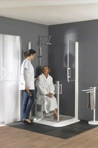 instalacion de duchas para discapacitados