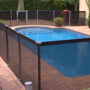 instalacion de vallas para piscinas
