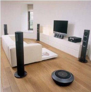 instalar home theater en casa
