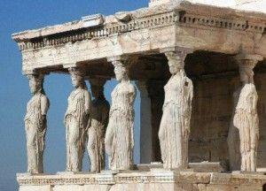 lugares arquitectonicos grecia