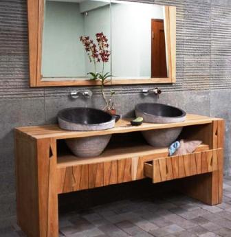 Mueble Baño Madera | Madera Para Muebles De Bano