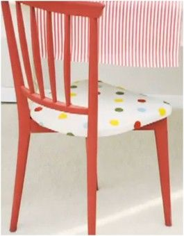 Como retapizar las sillas de comedor for Telas tapizar sillas comedor