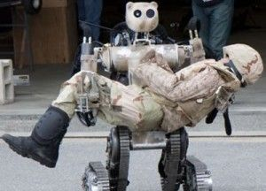 robot de rescate