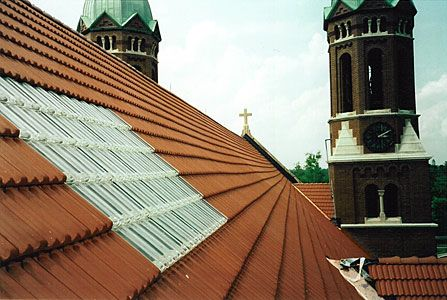 Tipos de tejas for Tejados sin tejas