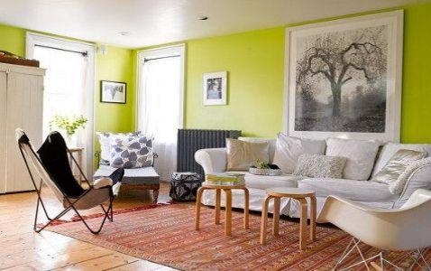 Ideas para decorar una casa peque a - Ideas para amueblar una habitacion pequena ...