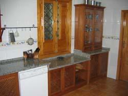 Cocinas rusticas - Encimeras rusticas ...