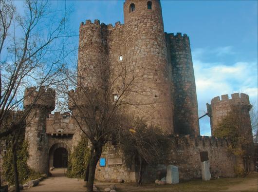 Castillo San Martin de Valdeiglesias – España | 530 x 394 png 364kB