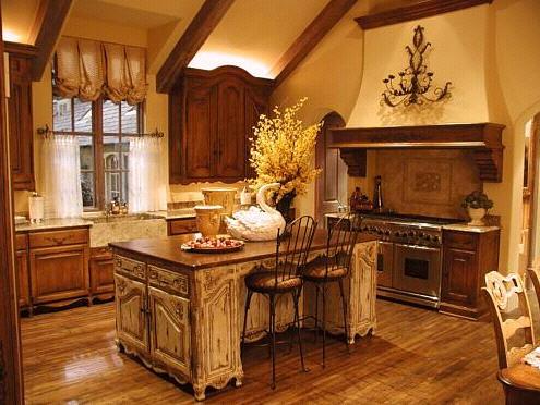 Cocinas rusticas - Como decorar una cocina rustica ...