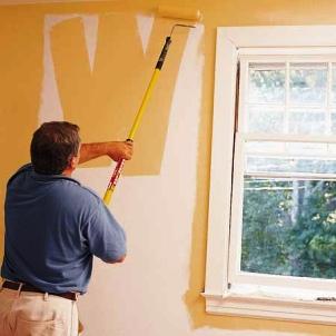 Como pintar el interior de tu casa - Que color puedo pintar mi casa ...