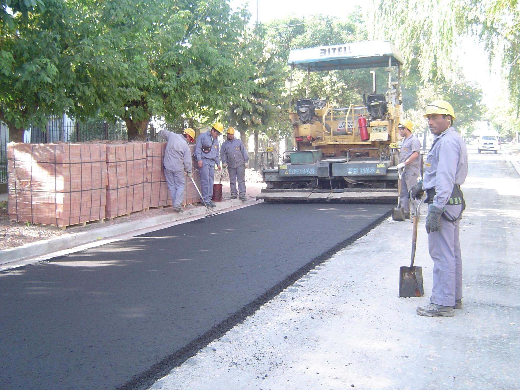 Pavimento Que Es : Construccion de pavimentos