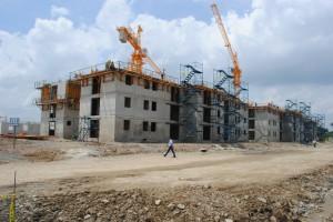 Construccion de viviendas y apartamentos