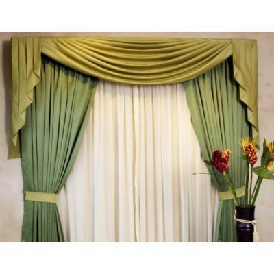 Cortinas de moda Estilos de cortinas