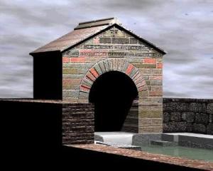 Ediculos - Arquitectura