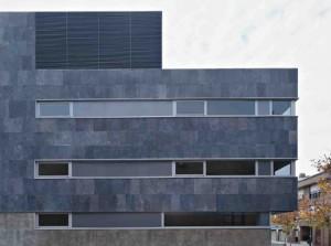 Edificio Escuela de Música en San Sebastián de los Reyes