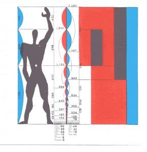El Modulor - Le Corbusier