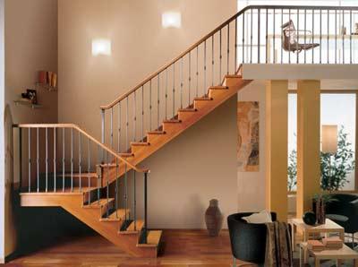 Fotos escaleras de madera