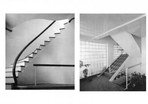 Formas, función y situación de las escaleras