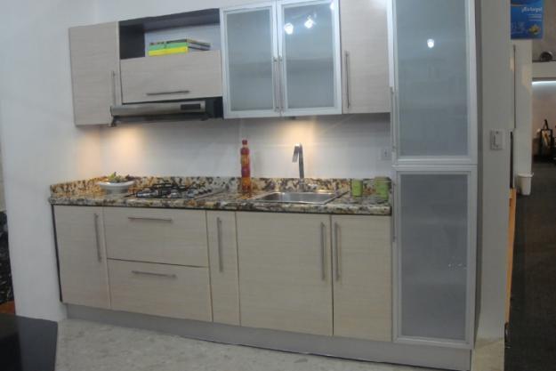 Gabinetes para cocina for Gabinetes de cocina modernos