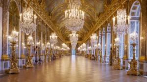 Galería de los Espejos de Versalles