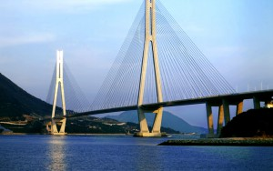 Gran Puente de Tatara - Japón