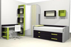 Habitaciones personalizadas