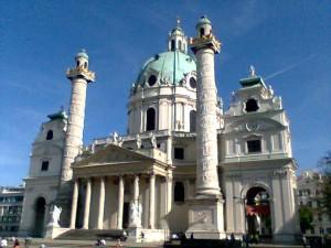 Iglesia San Carlos Borromeo - Viena